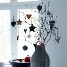 Een Deens huis in de kerstsfeer - Roomed