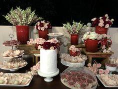 Lecruset decor chá decoração de chá de cozinha veronica Maschietto