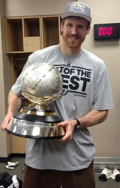 Go Spurs and my boy Matt Bonner!