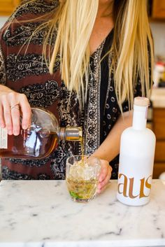 Easy and delicious Haus Cocktail Recipes to make at home. I love my Haus aperitif wines and they are a perfect mixer for making tasty cocktails with all kinds of different types of alcohol. Wine Mixed Drinks, Easy Mixed Drinks, Wine Cocktails, Refreshing Cocktails, Easy Cocktails, Yummy Drinks, Cocktail Recipes, Wine Recipes, Cocktail Making