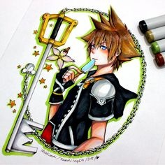 Sora by ideaKaedi.deviantart.com on @DeviantArt