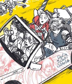 One Punch Man - Tornado, Fubuki, King, Saitama and Genos Wall Saitama One Punch Man, One Punch Man Anime, One Punch Man 1, One Punch Man Funny, L Anime, Anime One, Anime Guys, Japanese Anime Series, Jojo's Bizarre Adventure