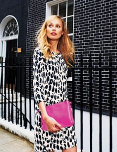 I've+spotted+this+@BodenClothing+Boulevard+Tunic+Dress+
