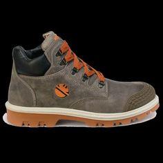 Παπούτσια Ασφαλείας – Ανδρικά - Γυναικεία, παπούτσια Ανατομικά, Αδιάβροχα, Αντιολισθητικά, Αντιστατικά, με ασφάλεια πέλματος και δακτύλων (S1P, S3, S3SRC) και ακόμα μεγαλύτερη ποικιλία σε παπούτσια αθλητικά με ασφάλεια, καθώς επίσης και παπούτσια ελαφριά εργασίας σε μοναδικές τιμές μόνο στην Pegasosafety Θεσσαλονίκη. Τα Μποτάκια Εργασίας DINT H S3 HRO Crete DIKE 21021 είναι εξαιρετικά κομψά και ελαφριά αλλά κορυφαία παπούτσια ασφαλείας.Η σύνδεσή του (Solidbreath®)είναι από υψηλής ποιότητας…