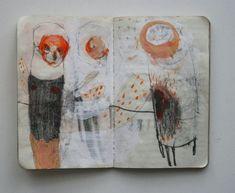 Sketchbook 01 on Behance