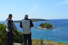 Adriatic Sea Coast motorcycle ride www.motorcycle-tours.travel