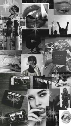 Retro Wallpaper Iphone, Bad Girl Wallpaper, Mood Wallpaper, Iphone Background Wallpaper, Black Aesthetic Wallpaper, Iphone Wallpaper Tumblr Aesthetic, Aesthetic Backgrounds, Aesthetic Wallpapers, Aesthetic Photography Nature