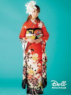 トリンドル玲奈 - Doll - 振袖 | 振袖レンタル・袴レンタルの着物通販サイト - ishou.jp
