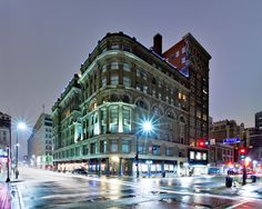 Photo of the Wilson Building by Justin Terveen