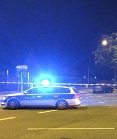 Mutmaßlicher Einbrecher in Hamburg erschossen