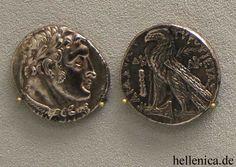 ANCIENT GREEK COIN (TYROUS-Τύρος)