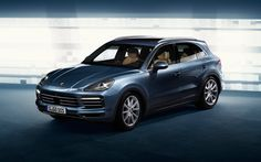 Despite the fact that the official presentation of the new large SUV of Porsche is scheduled for 29 August, it seems that some photos of the new Cayenne were Porsche 2018, Porsche 911 Targa, New Porsche, Porsche Cars, Porsche Cayenne Price, Porche Cayenne, Crossover, Car Images, Car Photos