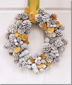 Snow Cone Wreaths