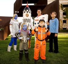 Outer Space Theme Costumes home.astound.net