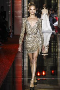 Zuhair Murad Spring 2017 Couture Fashion Show Collection