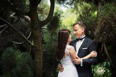 Bridal session in Cracow Botanical Garden Plener ślubny w Ogrodzie Botanicznym