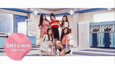 Red Velvet 레드벨벳_Dumb Dumb_Music Video K-pop rocks! I love the dance moves in these video's ! Remix Music, K Pop Music, South Korean Girls, Korean Girl Groups, Musica Country, Drama, Google Play Music, Music Clips, Kpop