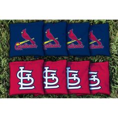 St. Louis Cardinals All-Weather Cornhole Bag Set - $49.99