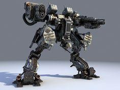 http://www.turbosquid.com/3d-models/robot-bot-max/621941