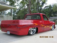 Shaved & Lowered Chevy