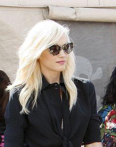 Gwen Stefani sunglasses