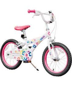 Buy Blossom 16 Inch Bike - Girls' at Argos.co.uk, visit Argos.co.uk to shop online for Children's bikes, Children's bikes
