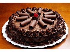 As tortas doces são de dar água na boca de qualquer um.