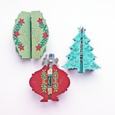 Spread Some Holiday Cheer With These Winter Wishes Fold-a-Long Cards
