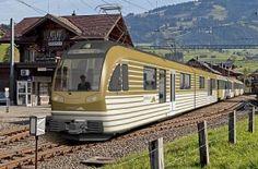 #Stadler emu for Montreux Oberland Bernois railway. #Railway