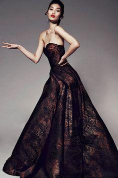 Zac Posen: Pré-collection Automne 2014 | Elinora Bijoux Accessoires de Mode