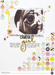 camera girl by marya