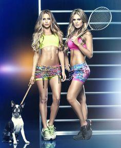 Inicia el 2014 con lo nuevo en ropa deportiva. Conoce todos los nuevos diseños en www.babalufashion.com