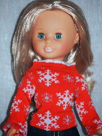 Nancy muñeca de colección y vestidos para Nancy