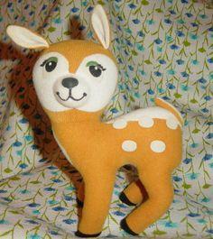 Dream Pets R. Dakin & Co. 1975 Vintage Bambi