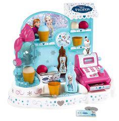 Simba Smoby frozen ice cream factory #frozen #disney #simbatoys #happy #kids #toys