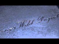 Hand Engraving Script Lettering - YouTube