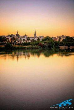 La mejor ciudad del mundo: Sevilla!