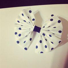 DIY handmade Hair bow 2
