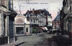Cartes Postales Photos Rue de Paris.