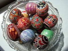 Easter Eggs | Great eggs from Ruthie. | Jill Erickson | Flickr