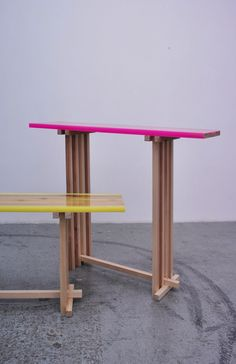 Flat & High Table, Schemata Architects