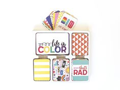 Project Life core kit | Awesome edition | designed by Shawna Clingerman