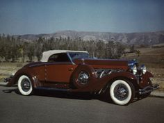 Duesenberg Model J Convertible