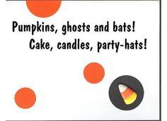 Halloween Birthday Party Invite