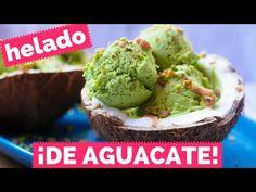 HELADO DE AGUACATE (sin lactosa) - La Cooquette - YouTube