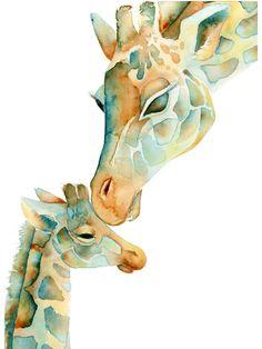 Baby Prints, Nursery Prints, Nursery Art, Aqua Nursery, Nursery Decor, Themed Nursery, Nursery Paintings, White Nursery, Wall Decor