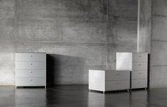 STUA's Atlas aluminium units a Jesus Gasca design.