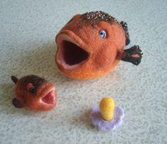 Рыбный день. - Ярмарка Мастеров - ручная работа, handmade