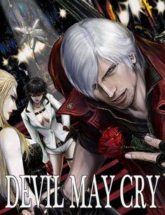 Devil May Cry Art | DMC 4 - Devil May Cry Fan Art (35033255) - Fanpop fanclubs