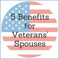 5 Benefits for Veterans' Spouses